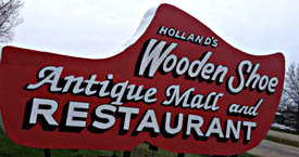 The Wooden Shoe Holland Delivery Menu